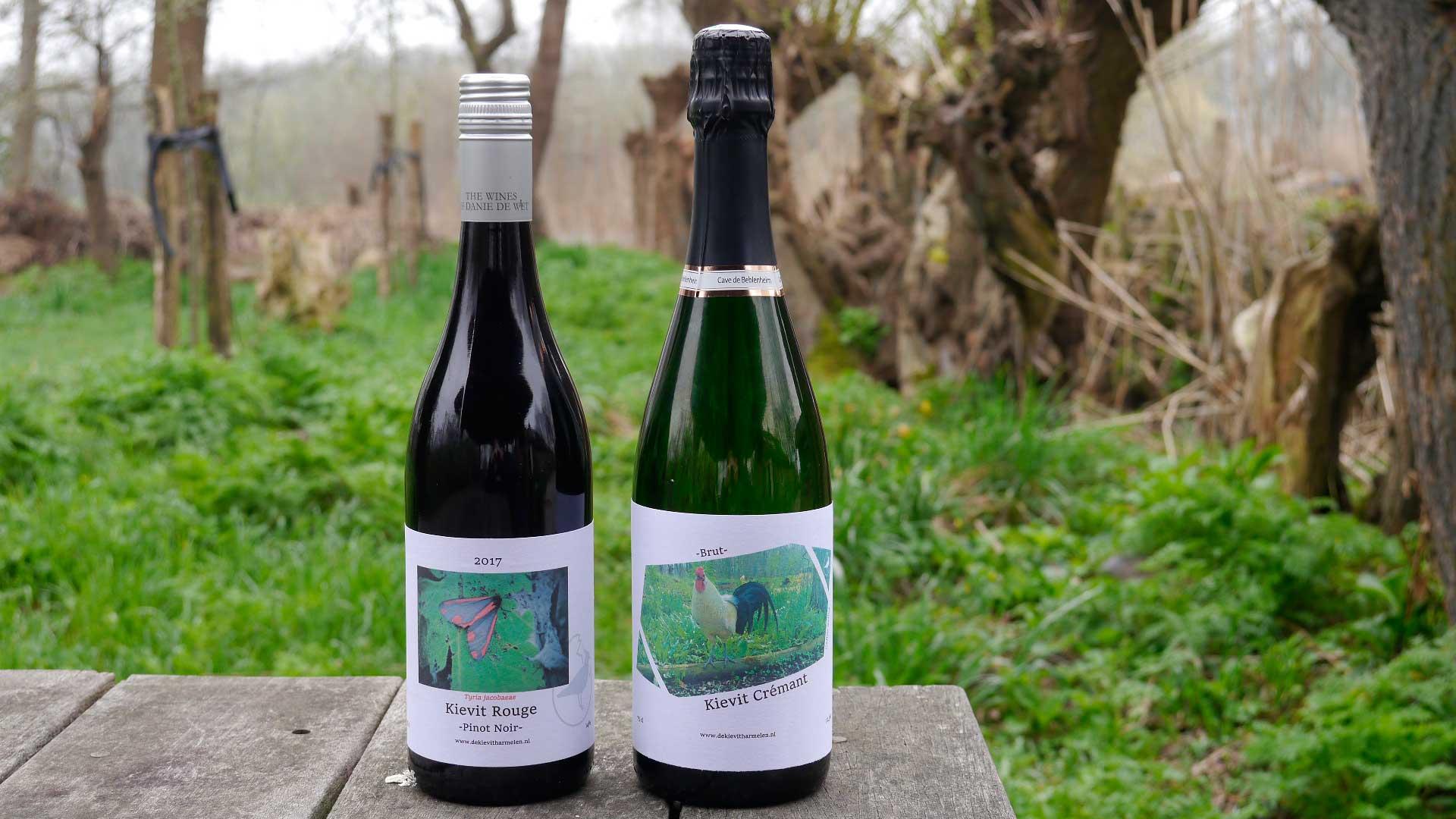 de nieuwe wijnen